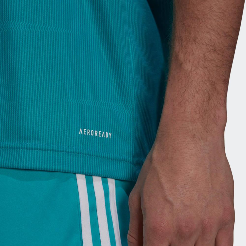 adidas Real Madrid 21-22 Third Football Jersey H40951 Detail 2