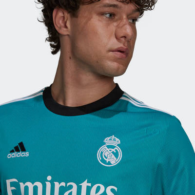 adidas Real Madrid 21-22 Third Football Jersey H40951 Detail