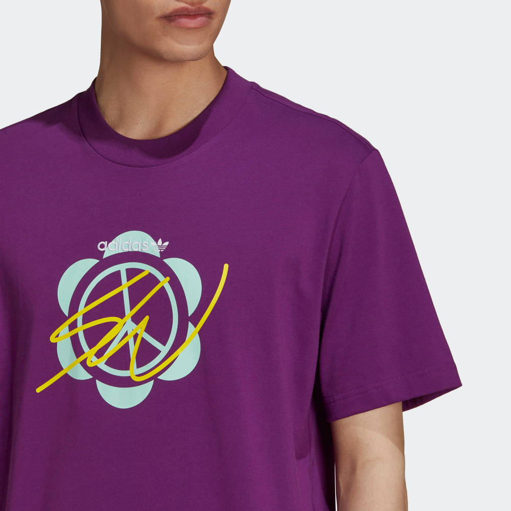 adidas Sean Wotherspoon Superturf T-Shirt HC6262 Detail