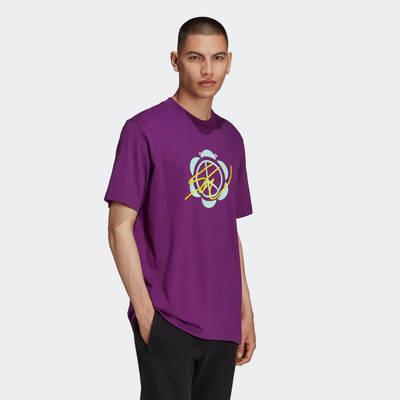 adidas Sean Wotherspoon Superturf T-Shirt HC6262 Side