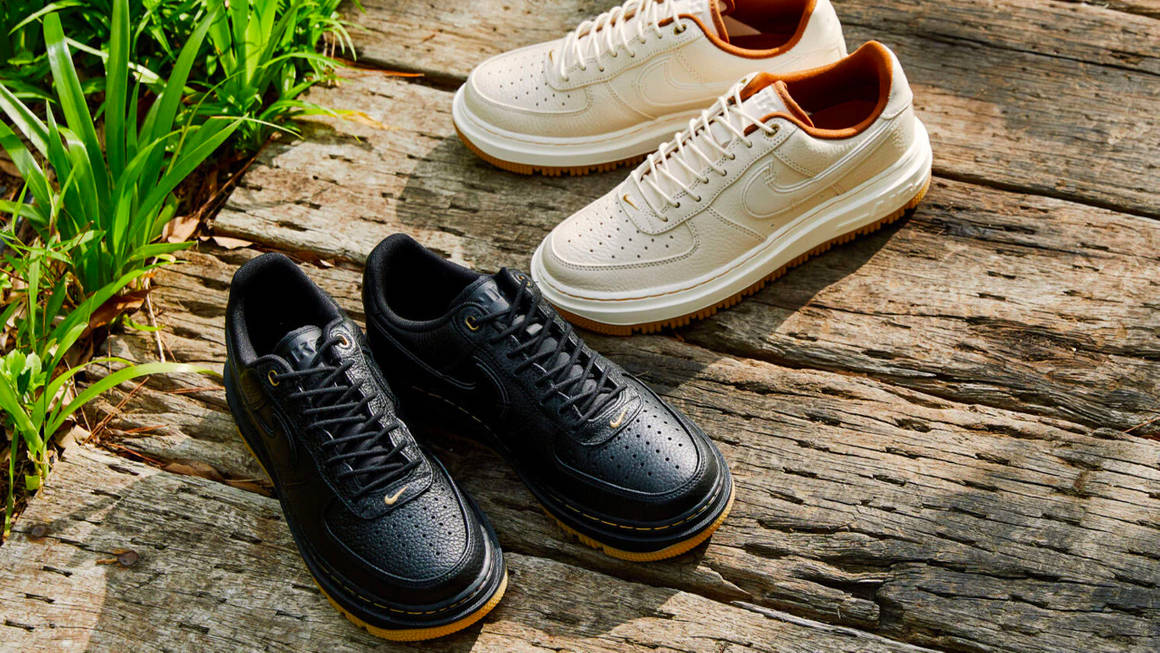 The Nike Air Force 1 Luxe Is the Ultimate Autumn Sneaker