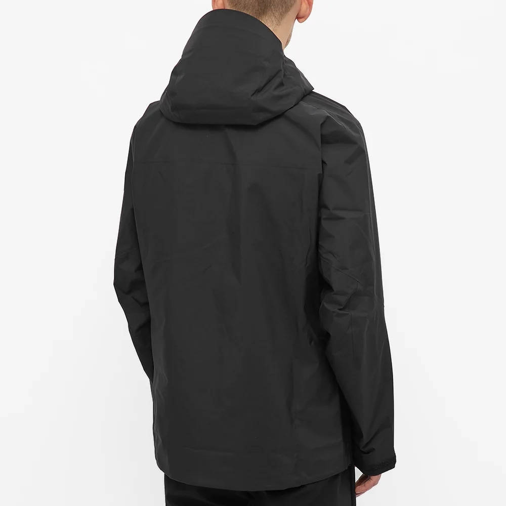 Arc'teryx Beta SV 3L Gore-Tex Jacket Black Back