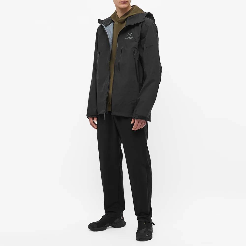 Arc'teryx Beta SV 3L Gore-Tex Jacket Black Full