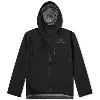 Arc'teryx Beta SV 3L Gore-Tex Jacket Black