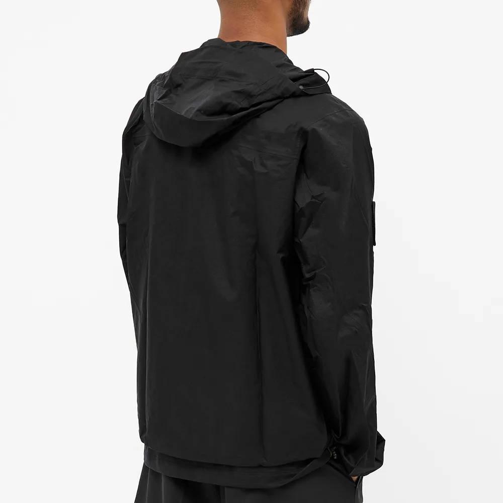 Arc'teryx System A Anther Superlight Jacket Black Back