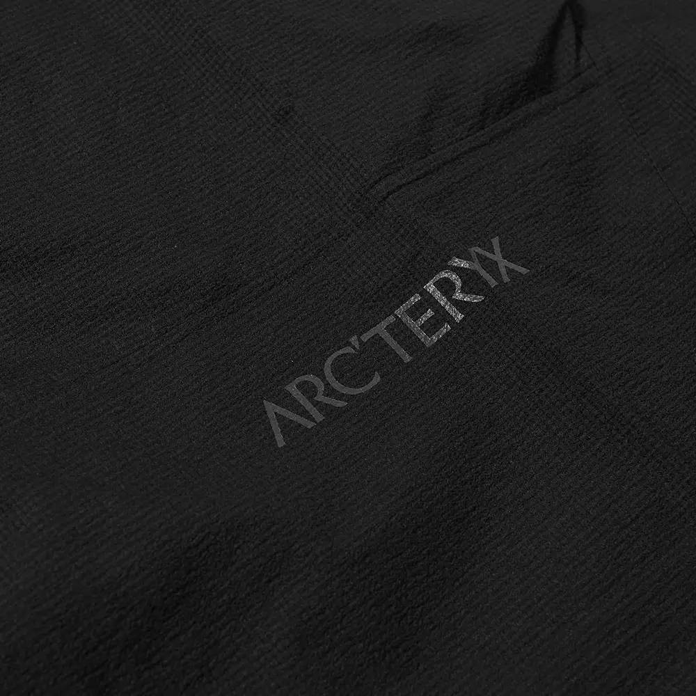 Arc'teryx System A Anther Superlight Jacket Black Detail 2