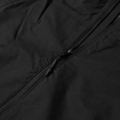 Arc'teryx System A Anther Superlight Jacket Black Detail