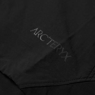 Arc'teryx System A Paltz Jacket Black Ash Detail 3