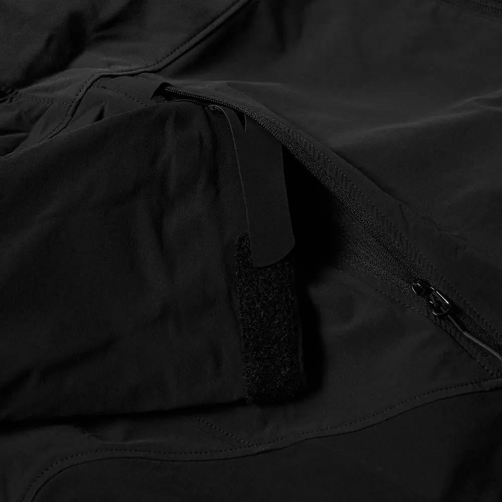 Arc'teryx System A Paltz Jacket Black Ash Detail 4