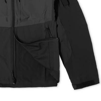 Arc'teryx System A Paltz Jacket Black Ash Detail