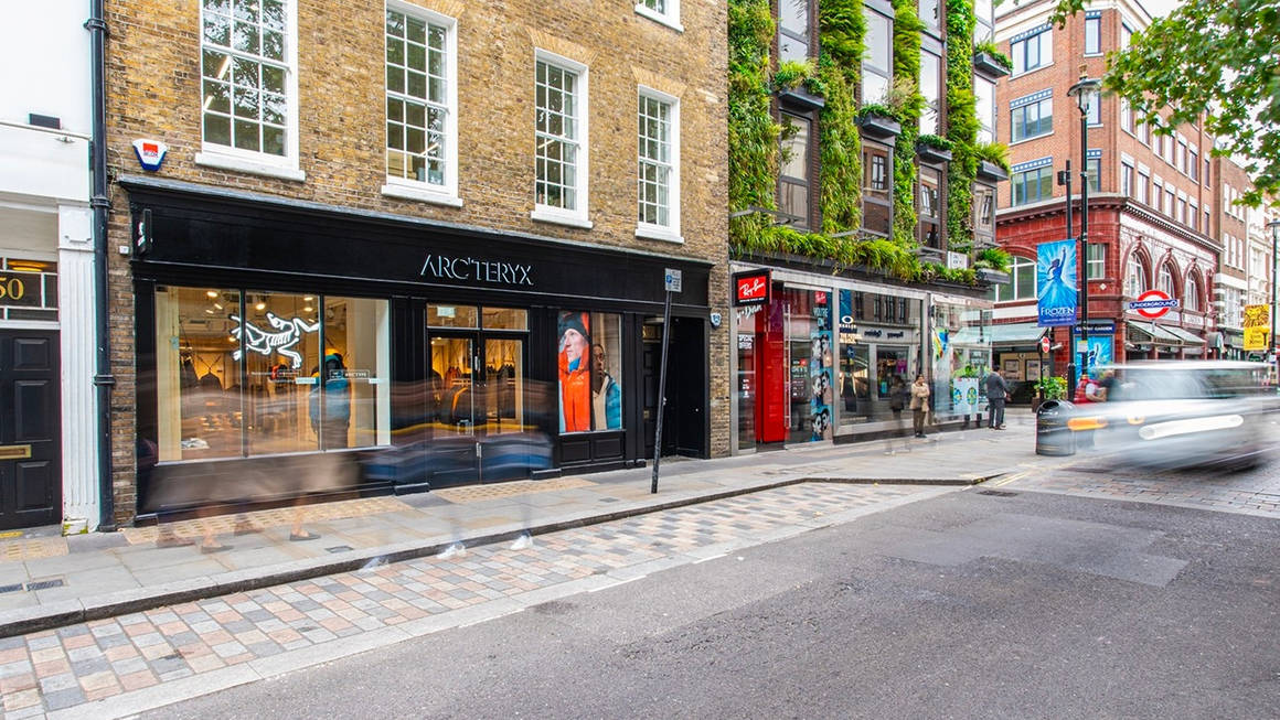 Arc'teryx Opens Its First European Arc'type Store in London
