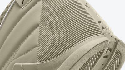 Billie Eilish x Air Jordan 15 Beige Closeup