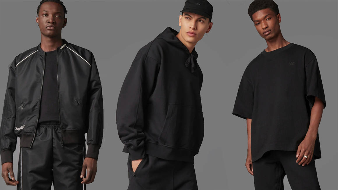 Essential Layers Don't Really Get Much Better Than These New adidas Blue Version Pieces