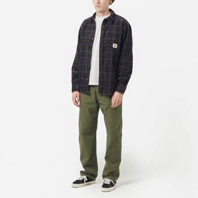 Carhartt Flint Cord Check Shirt Multi Full