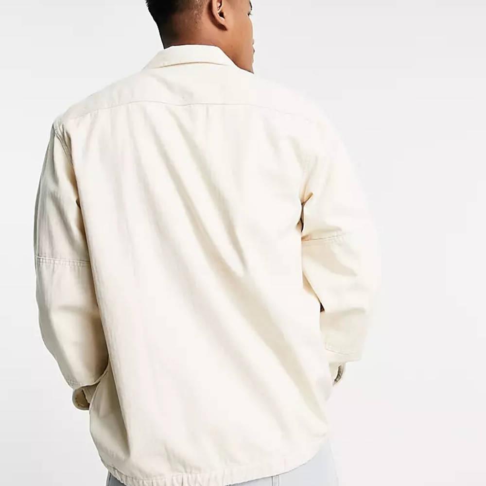 Carhartt WIP Charter Utility Shirt White Back