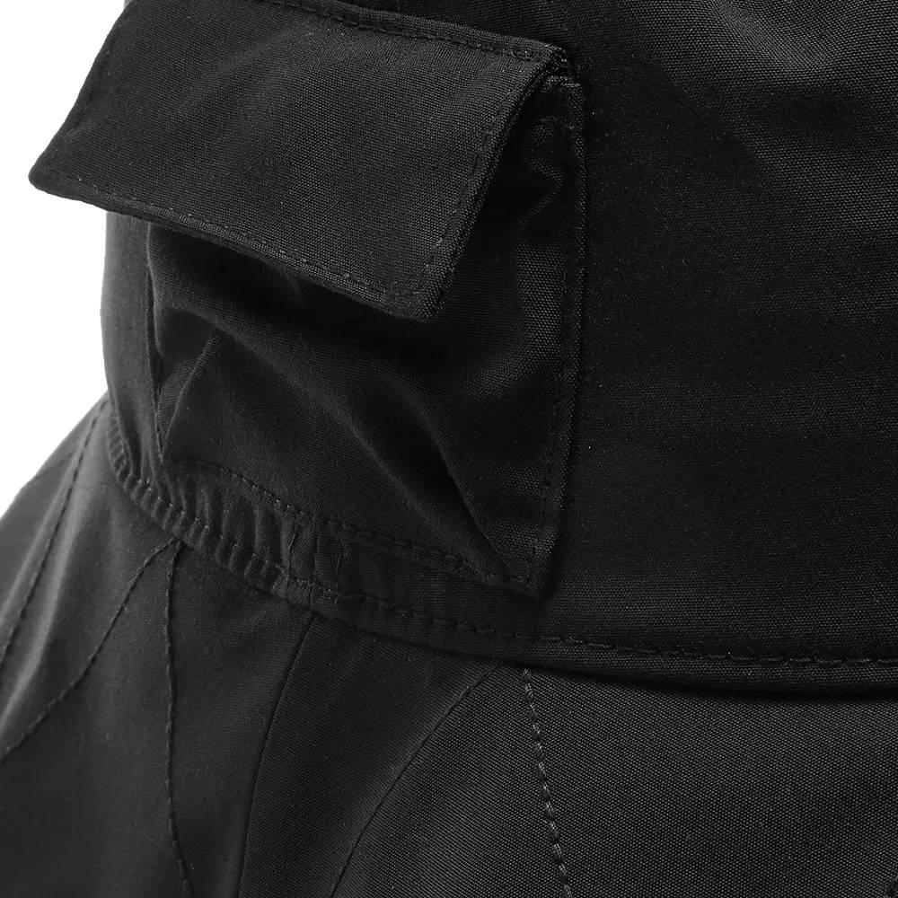 Carhartt WIP Kilda Bucket Hat Black Detail