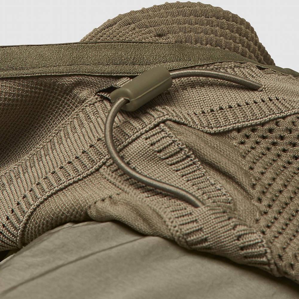 C.P. Company Metropolis Chrome-R Overshirt Khaki Detail 3