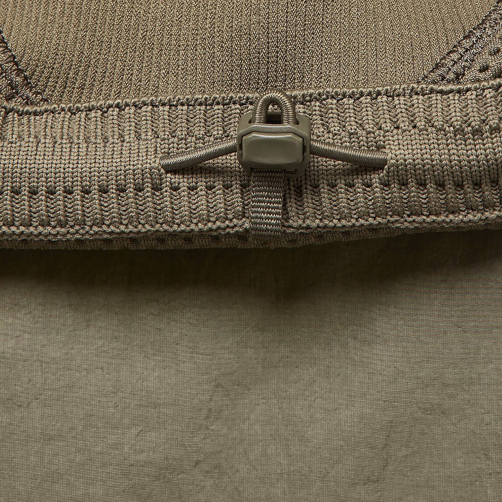 C.P. Company Metropolis Chrome-R Overshirt Khaki Detail 4