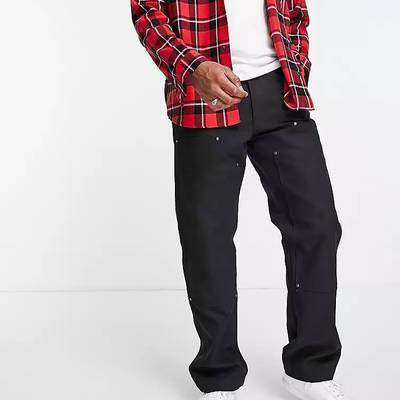 Dickies DC Utility Trousers Black Full
