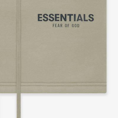Fear of God ESSENTIALS Summer Sweatshort Pistachio Detail 2