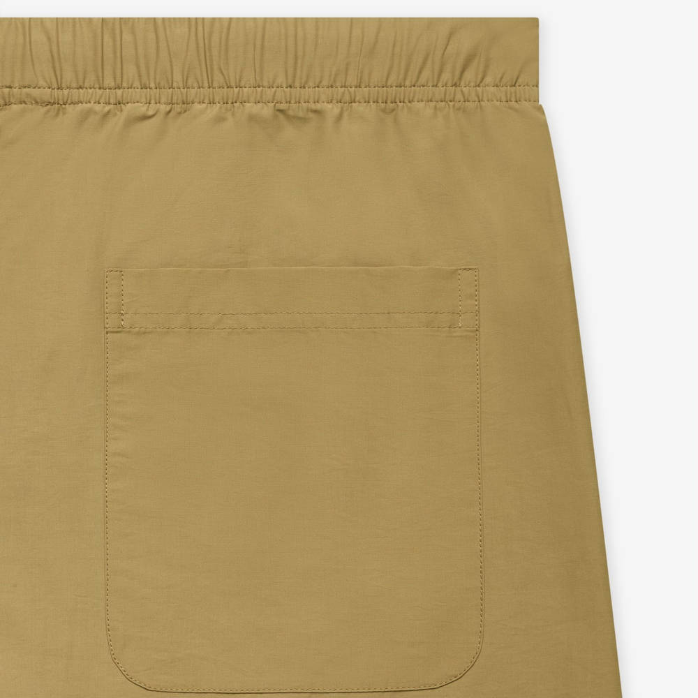 Fear of God ESSENTIALS Summer Track Pant Amber Detail 2