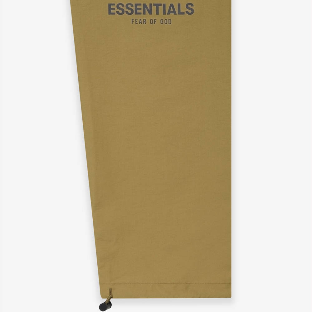 Fear of God ESSENTIALS Summer Track Pant Amber Detail 3
