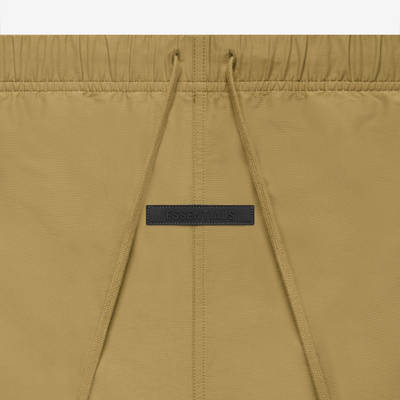Fear of God ESSENTIALS Summer Track Pant Amber Detail