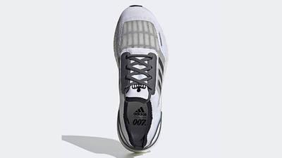 James Bond 007 x adidas Ultraboost Summer.RDY White Grey FY0650 Top