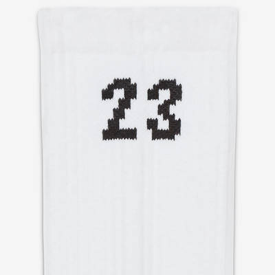 Jordan Essentials Crew Socks DA5718-100 Detail