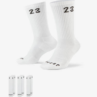 Jordan Essentials Crew Socks DA5718-100