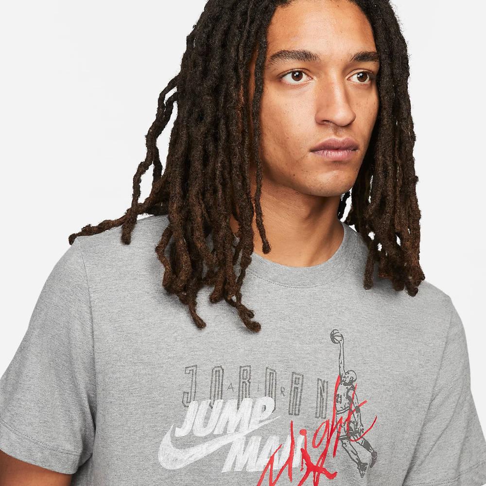Jordan Graphic Short-Sleeve T-Shirt DC9839-091 Detail