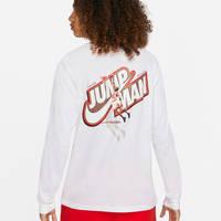 Jordan Jumpman Long-Sleeve T-Shirt DC9775-100 Back
