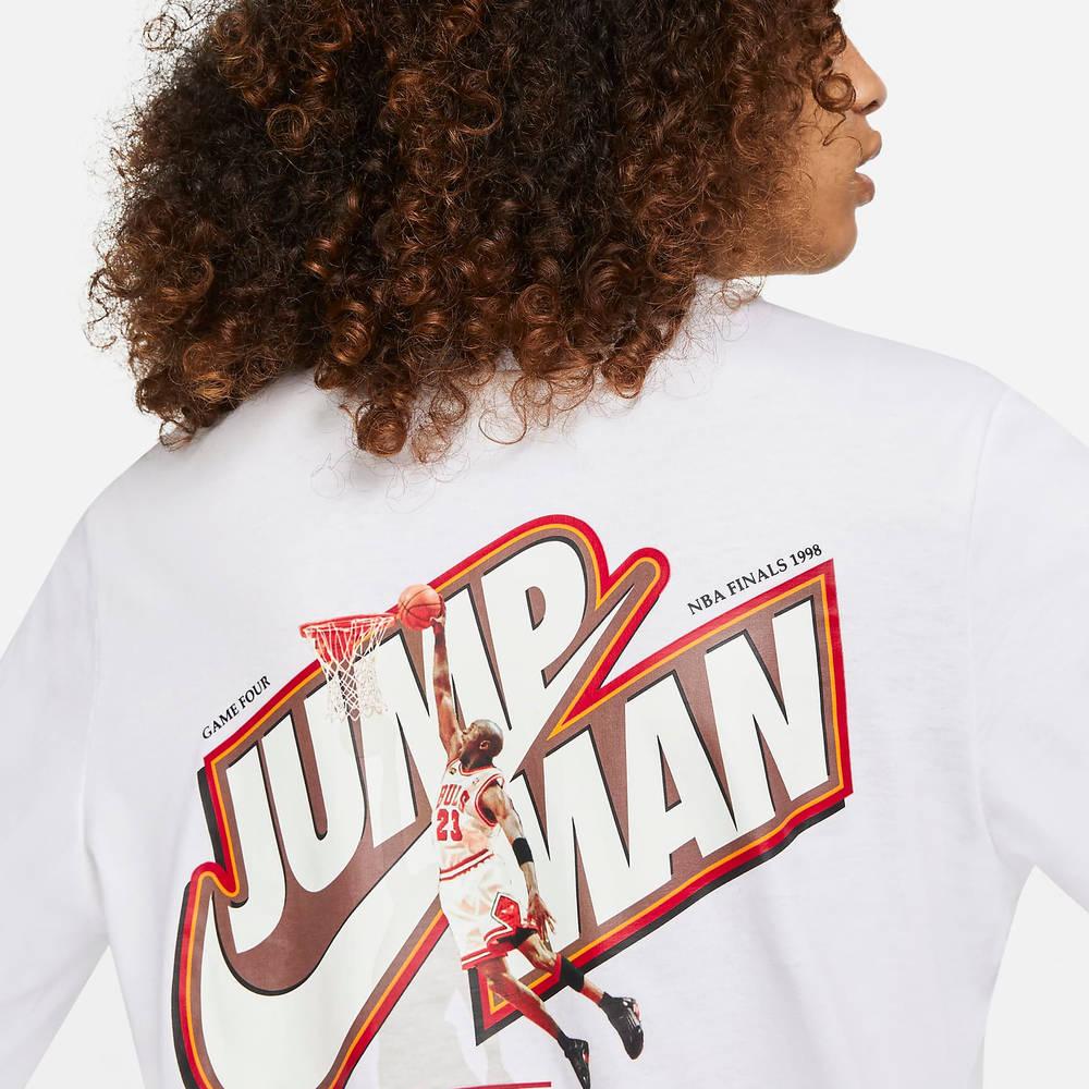 Jordan Jumpman Long-Sleeve T-Shirt DC9775-100 Detail 2