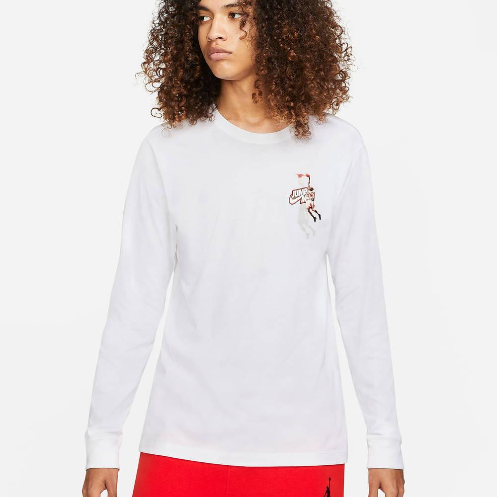 Jordan Jumpman Long-Sleeve T-Shirt DC9775-100