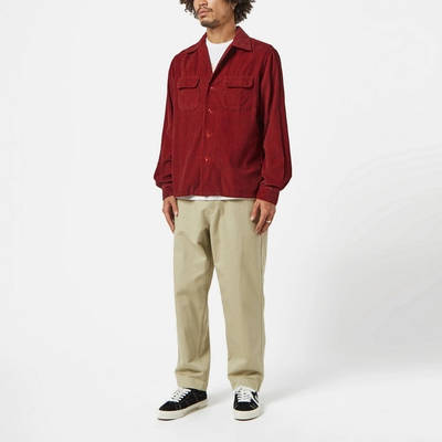 Levi's Vintage Deluxe Check Shirt Red Full