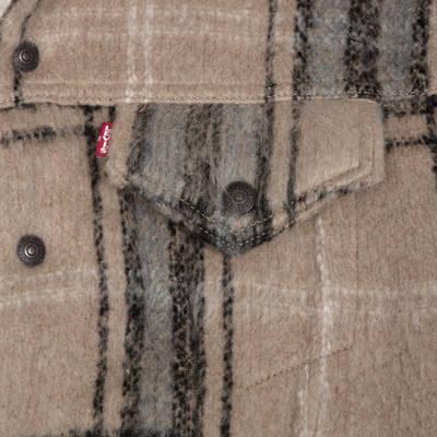 Levi's Vintage Fit Sherpa Trucker 79129-0011 Detail 2