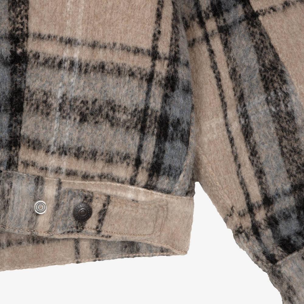 Levi's Vintage Fit Sherpa Trucker 79129-0011 Detail 3