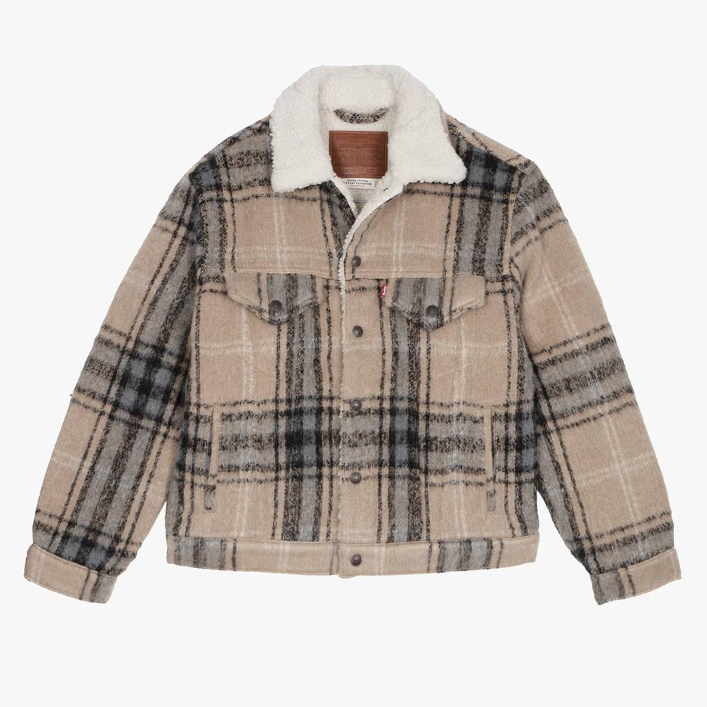 Levi's Vintage Fit Sherpa Trucker 79129-0011