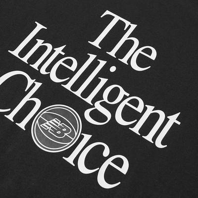 New Balance Intelligent Choice T-Shirt Black Detail