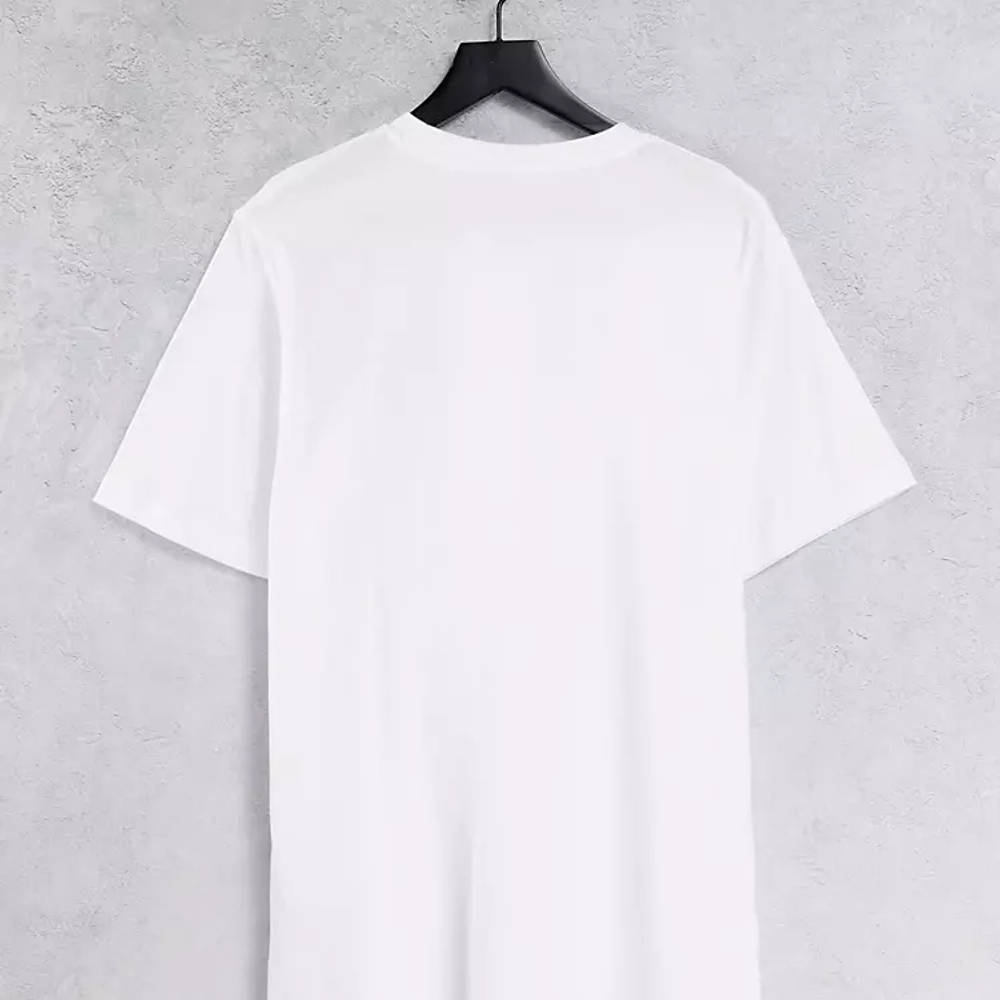 New Balance Linear Logo T-Shirt White Back