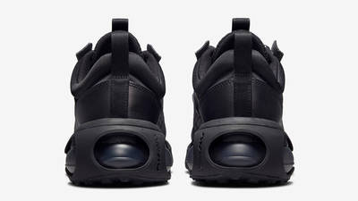 Nike Air Max 2021 Triple Black Back