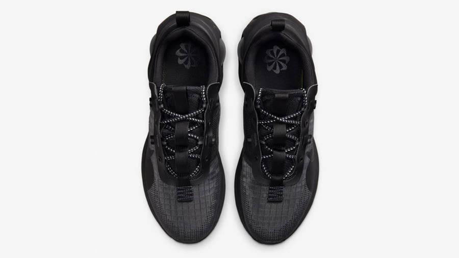 Nike Air Max 2021 Triple Black Middle