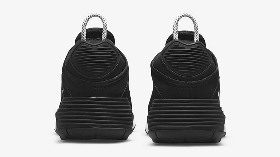 Nike Air Max 2090 Black White DH7708-003 Back