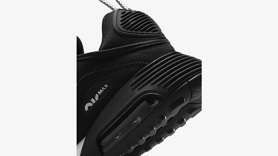 Nike Air Max 2090 Black White DH7708-003 Detail 2