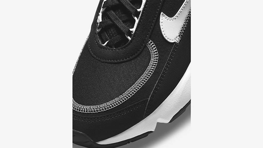 Nike Air Max 2090 Black White DH7708-003 Detail