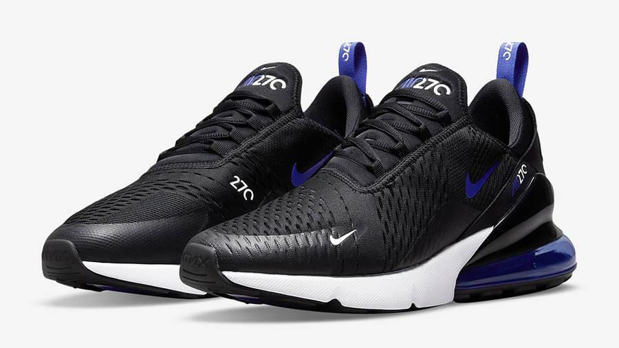 Nike Air Max 270 Persian Violet DN5464-001 Side