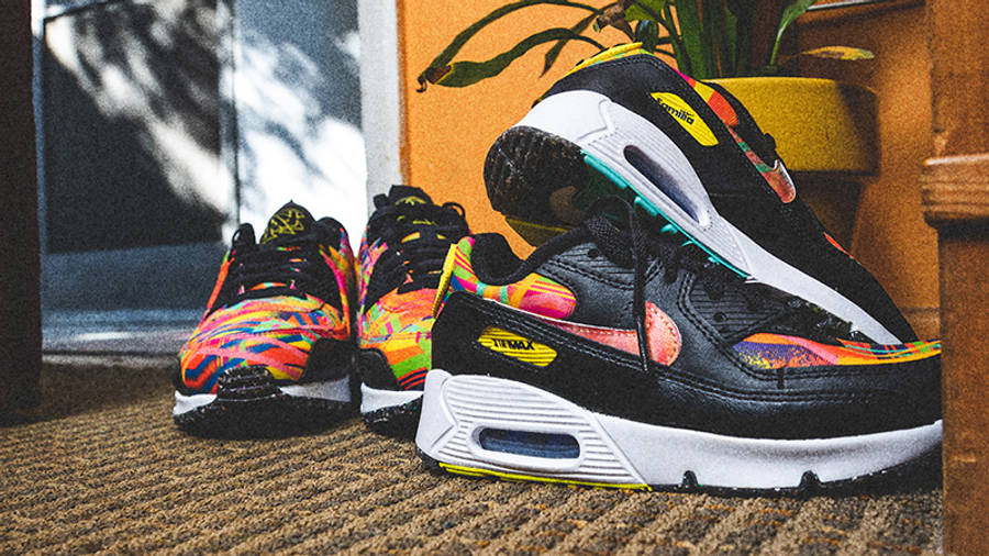 Nike Air Max 90 LHM Front 2