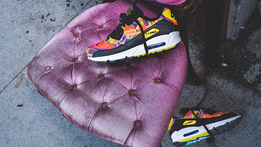 Nike Air Max 90 LHM Side 2
