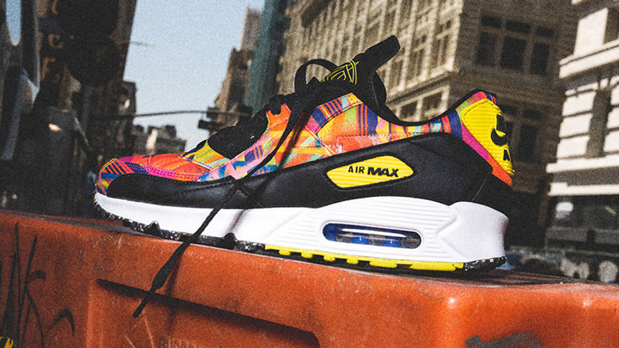 Nike Air Max 90 LHM Side 3