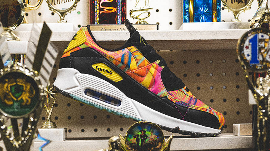 Nike Air Max 90 LHM Side 5
